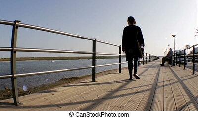 Algarve - Cabanas de Tavira - Cabanas de Tavira fishing town...