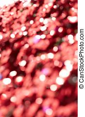 Sequins - Red sequins texture