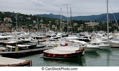 Santa Margherita Ligure harbour