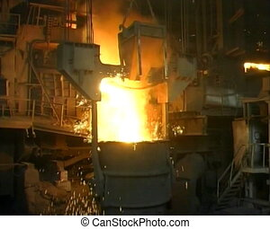 metallurgy 17 - steel production