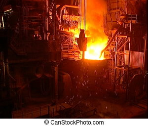 metallurgy 12 - steel production