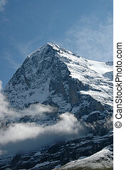 Eiger - peak of the famous Eiger