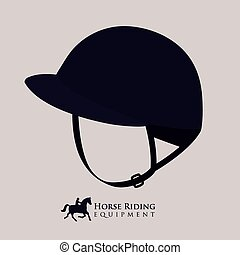 Horse design. - Horse design over white background, vector...