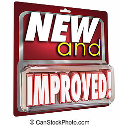 New and Improved Product Package Better Latest Update