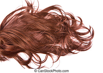 hair texture - beautiful shiny healthy hair texture