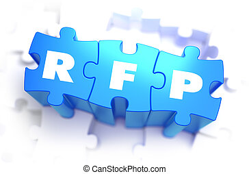RFP - Abbreviation on Blue Puzzles. - RFP - Request for...