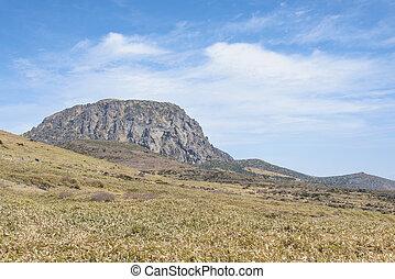 Landscape of Witse-Oreum in Hallasan Moutain - Landscape of...