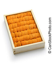 japanese sea urchin, ego balun uni