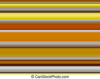 yellow and orange stripes.