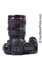 digital SLR camera - professional digital SLR camera...