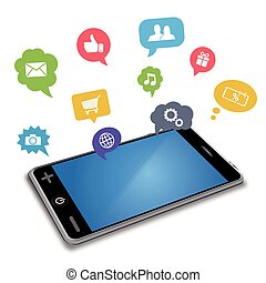 Smart phone and apps