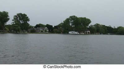 Cottages on American lake