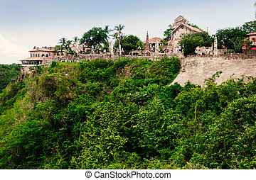 Ancient village Altos de Chavon - Colonial town...