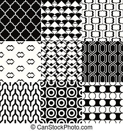 seamless mesh geometric wallpaper