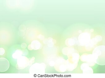Business Card Background - Springtime