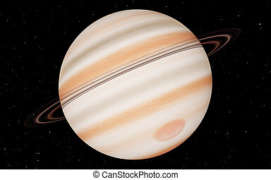 Jupiter Elements of this image furnished by NASA