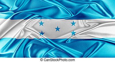 honduras, Flag, ,