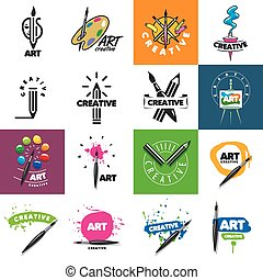 biggest collection of vector logo design creativity and art