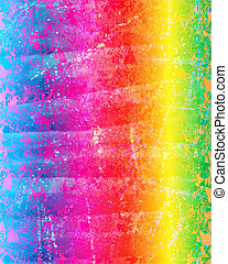 Watercolour colored handiwork  abstract grunge background