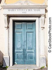 Maria stella del mare door - Door of Maria stella del Mare...
