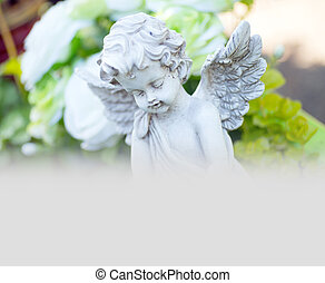 Cemetery - Angel on a cemetery