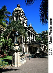 Durban City Hall - Historic building - Durban City Hall