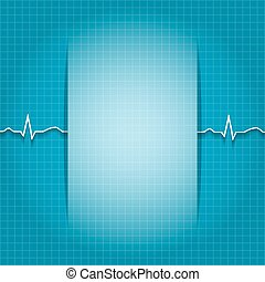 Abstract medical background . - Abstract medical background...