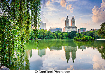 Central Park New York City