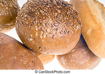 Buns - different types of buns