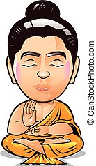 Budda Bobblehead - The most enlightened bobble head which...