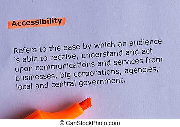 accesibilidad,