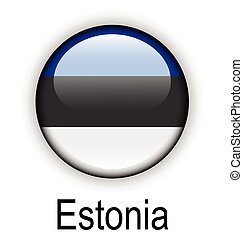estonia state flag