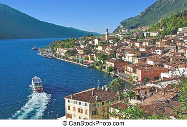 Limone sul Garda,Lake Garda - Limone sul Garda at Lake...