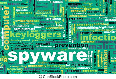 Spyware Technology as a Online Program Concept