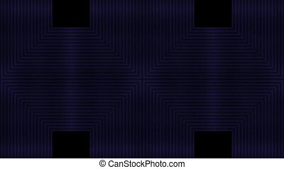 Flashes on a striped background