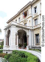 Massena Palace, Nice, France - The Massena Palace Museum of...