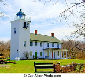 Horton Point Lighthouse, Long Island NY