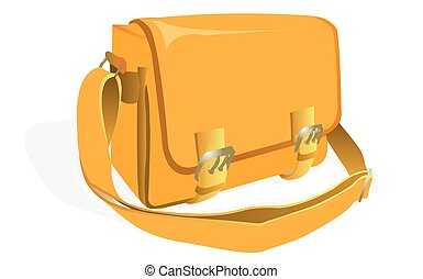 Bag illustration