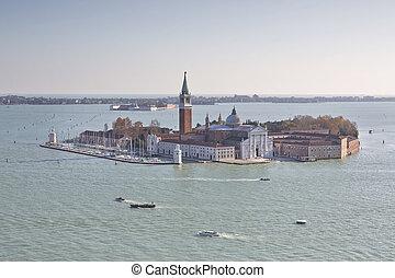 San Giorgio Maggiore. Italy. Venice.