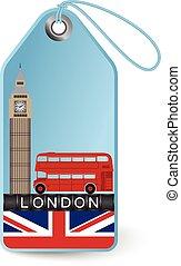 Tag London and Big Ben