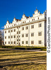 Palace of Litomysl, Czech Republic