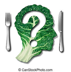 Healthy Eating question - Healthy eating questions and green...