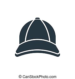 icon baseball cap - baseball cap icon