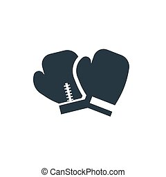 icon boxing gloves - boxing gloves icon