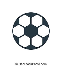 icon socer ball - Soccer ball icon