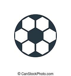icon socer ball - Soccer ball icon