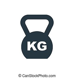 icon weight - Weight icon