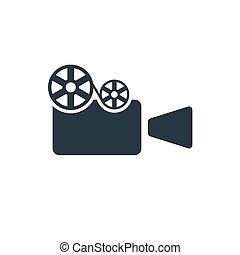 movie 2 icon - movie icon