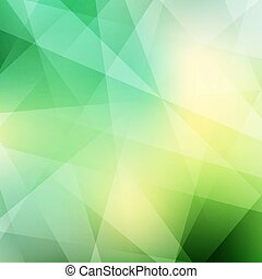 Nature background. Modern pattern. Abstract vector...