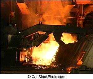 metallurgy 04 - steel production
